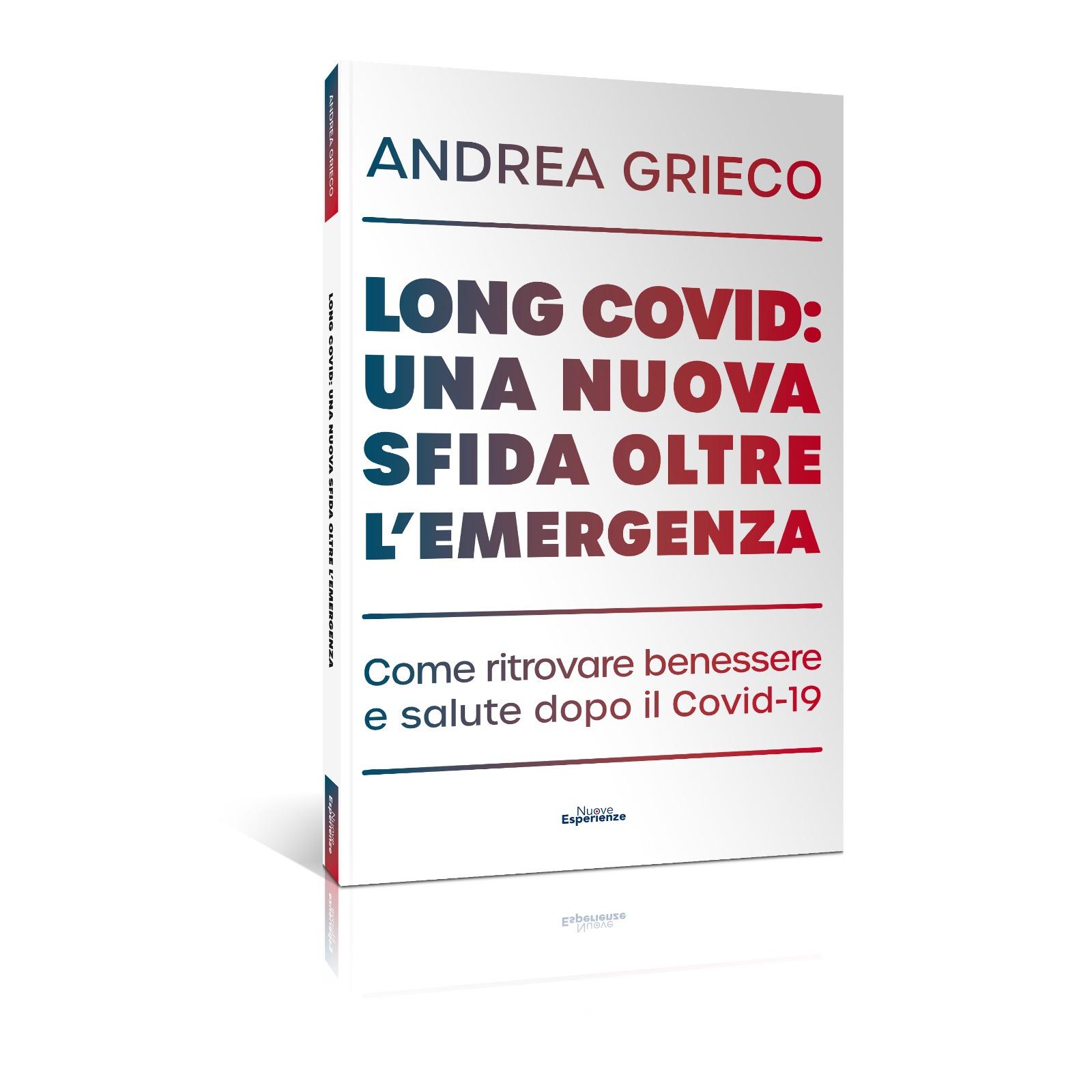 Copertina libro Long Covid: una nuova sfida oltre l'emergenza