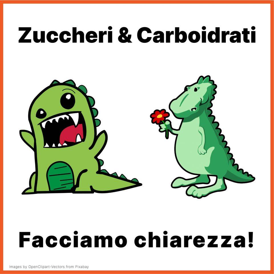 Zuccheri vs Carboidrati - Dott. Andrea Grieco
